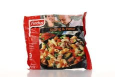 Findus Kylling og pasta