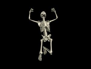 Skeleton Jumping
