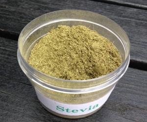 Stevia gronn utsnitt